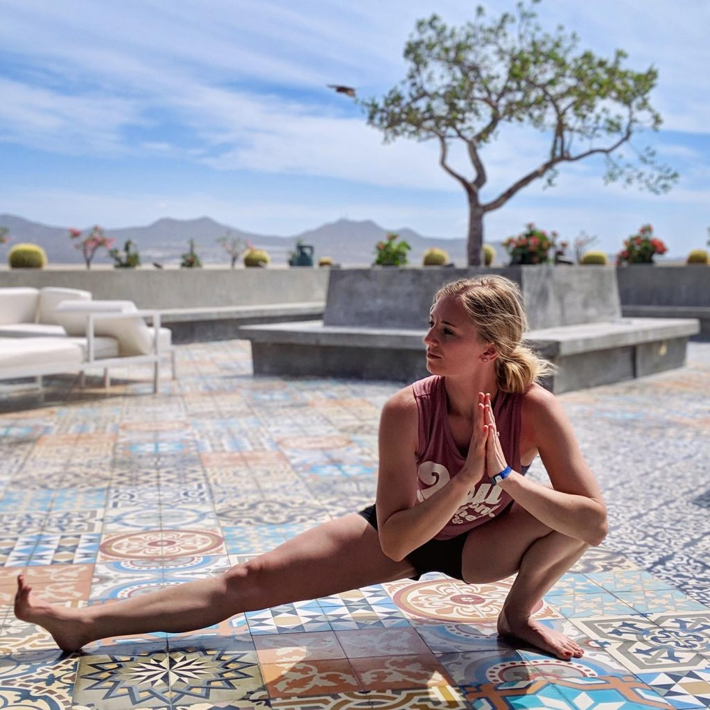 Sarah Brown- Holy Yoga Instructor