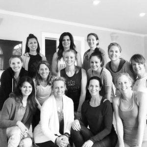 Holy Yoga group