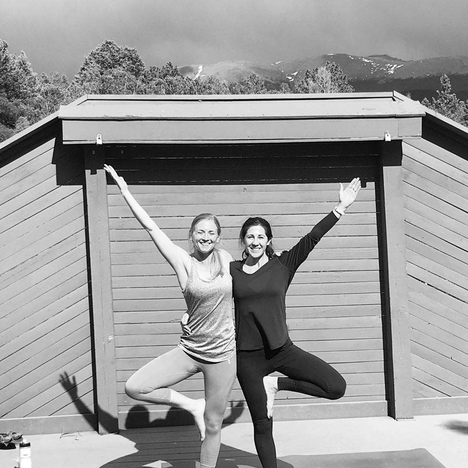 Sarah Brown- Holy Yoga