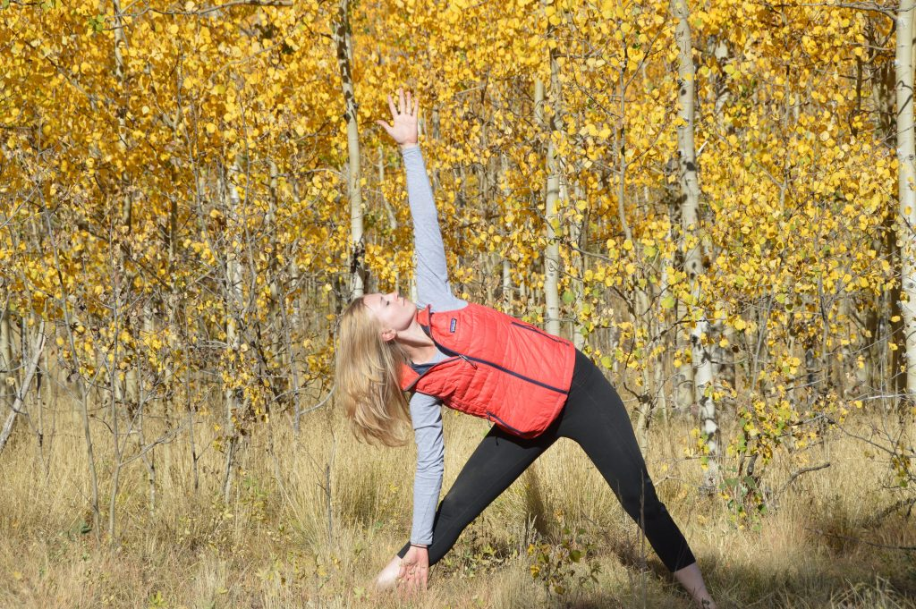 Sarah Brown- Holy Yoga in Colorado