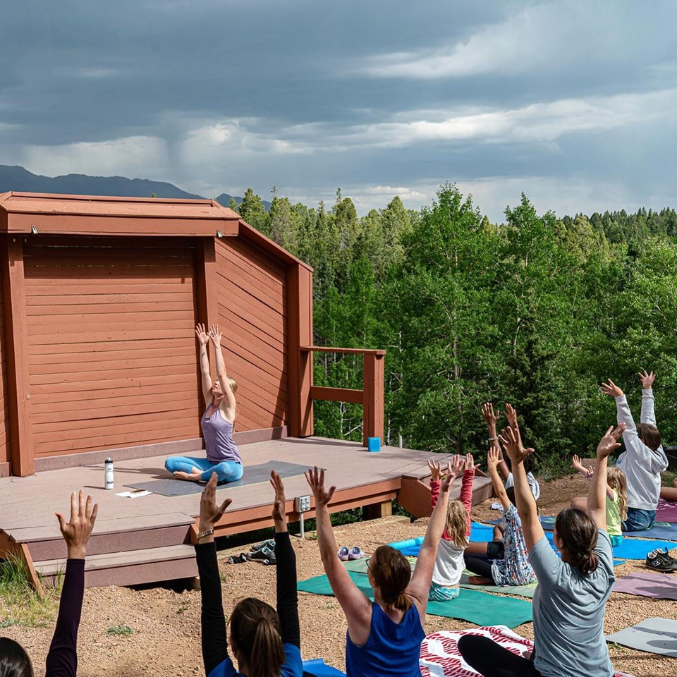Holy Yoga in Colorado